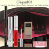 Clique Kit | Premium Matte Lip Kit, Lip Mask, Lip Gloss, Remover and Make-up Bag | By The Clique