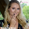 """Blushing Bride"" Premium Satin Cliquestick"