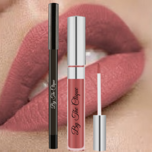 """Beach Babe"" Premium Matte Lip Kit"