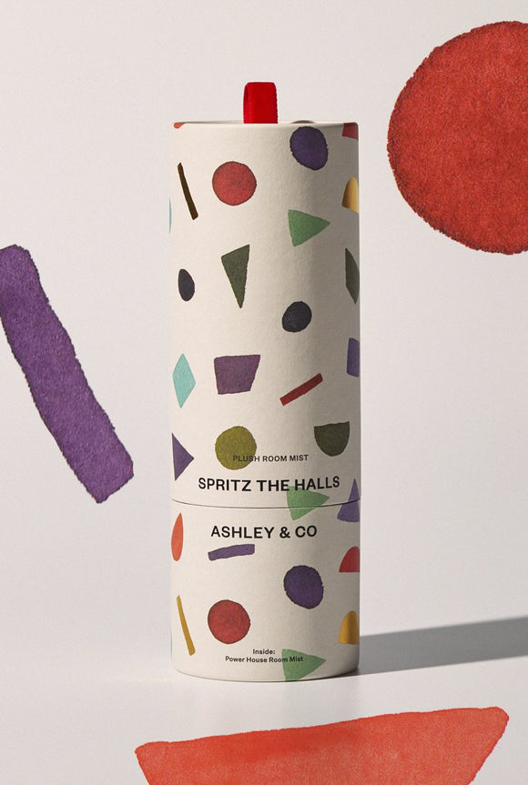 ASHLEY & CO Spritz the Halls Room Spray
