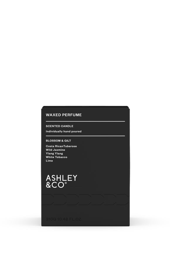 ASHLEY & CO<BR> Blossom & Gilt <BR>Waxed Perfume