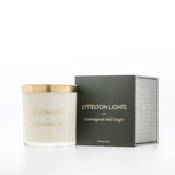 LYTTELTON LIGHTS <BR> Lemongrass & Ginger