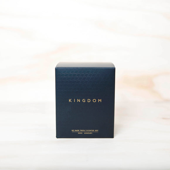 KINGDOM<BR> Pomegranate & Peach