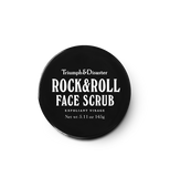 TRIUMPH & DISASTER<BR>Rock & Roll Volcanic & Ash green clay face scrub 145g