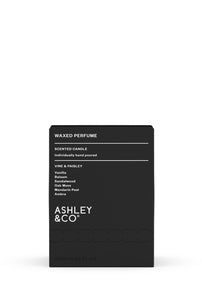ASHLEY & CO Vine & Paisley Waxed Perfume