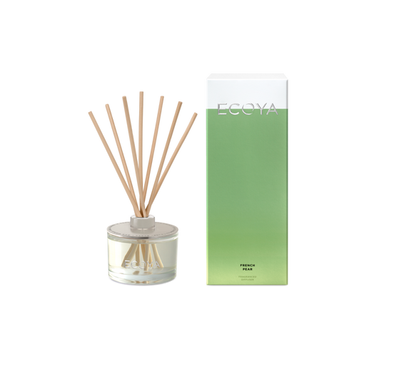 ECOYA <BR>French Pear<BR> Fragranced Diffuser