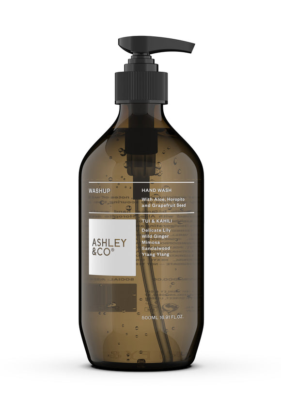 ASHLEY & CO<BR>Botanical Handwash<BR>Tui & Kahili