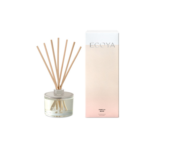 ECOYA<BR>Vanilla Bean<BR> Fragranced Diffuser