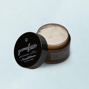 TRIUMPH & DISASTER <BR> Game Face Moisturiser 100ml jar