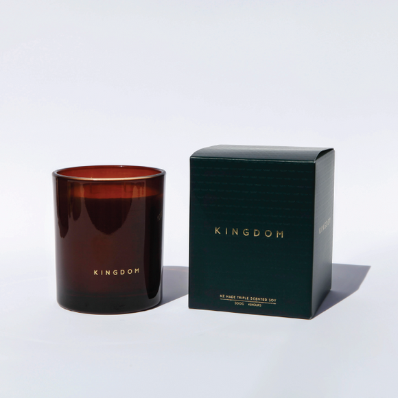 KINGDOM<BR> Frankincense & Oud
