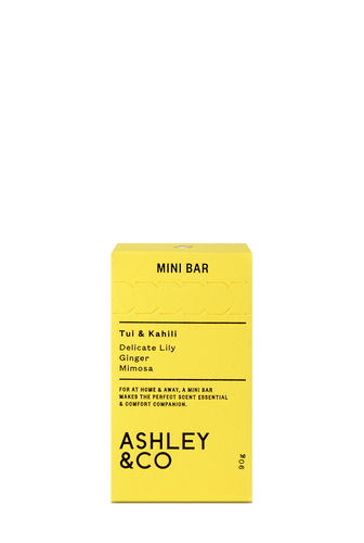 Ashley & Co Mini Bar -Tui & Kahili
