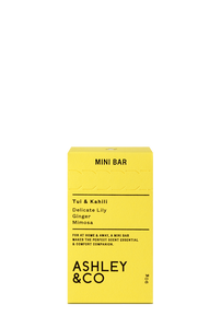 ASHLEY & CO <BR>Mini Bar Tui & Kahili