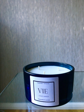 VIE 3 Wick Soy Candle