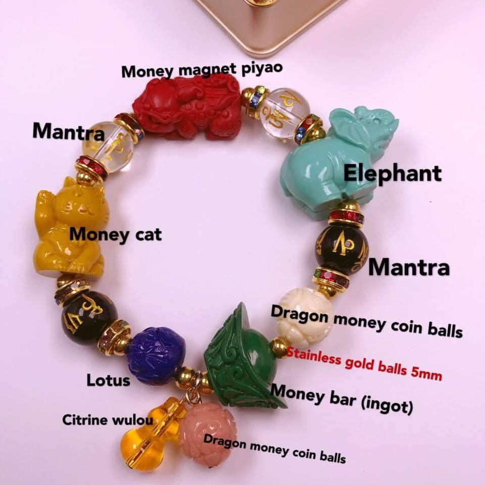 All in One Lucky Charms Bracelet
