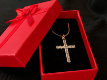Brilliance Cross Necklace