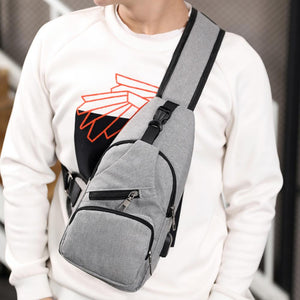 CANVAS ANTI THEFT BAG (BUY 1 TAKE 3)