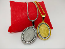 OUR LADY of GUADALUPE NECKLACE ( Buy 1 Take 1)