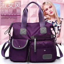 NYLON 3 WAYS  BAG ( Buy 1 Take 1)
