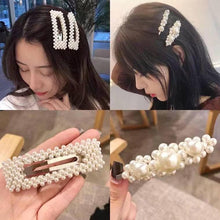 Pearl Hairpin Clip (Assorted 10 pcs)