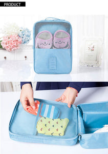 2 Layer Travel Shoe Bag (BUY 1 TAKE )
