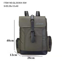 Casual Leather Backpack (BUY 1 TAKE 1)