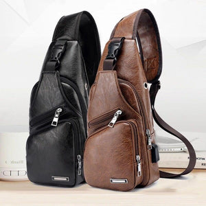 PU Leather Anti Theft Bag (Promo Buy 1 Take 2)