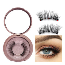 Reusable Magnetic Eyelashes Kit