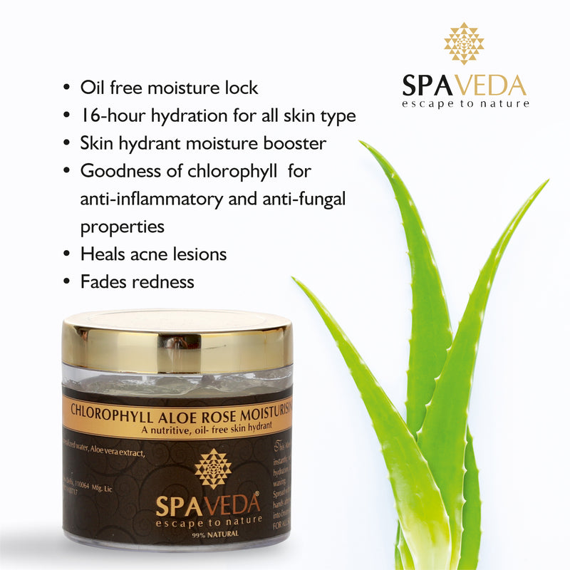 non-greasy gel, best gel from spaveda India,