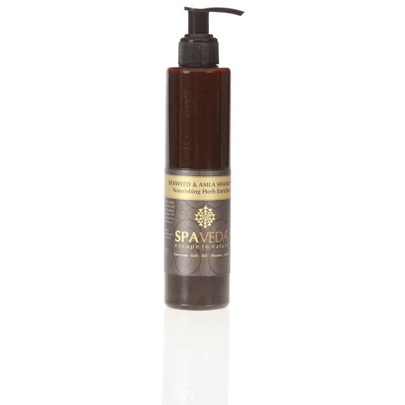 Hair growth Shampoo is a traditional Indian herb blend from Spaveda