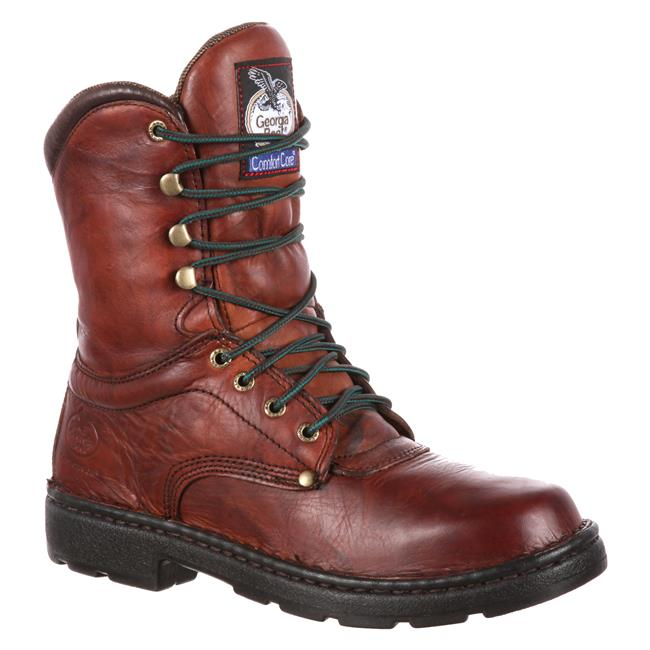 Georgia Boot Eagle Light Mens Work Boot