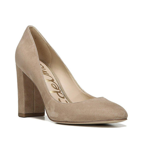 Sam Edelman Stillson Suede Block Heel Pumps