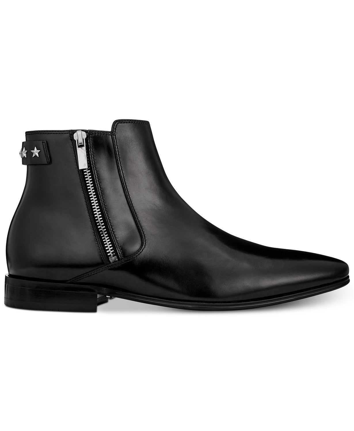 Aldo Men's Sthephanus Double-Zip Boots Men's Shoes Leather