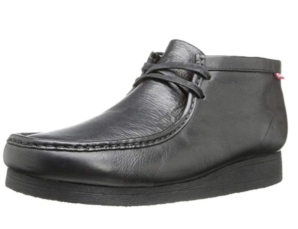 Clarks Men's Stinson Hi Chukka Boot Leather