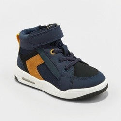 Cat & Jack  - Toddler Boys' Pete High Top Sneakers