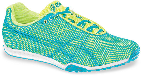 ASICS Women's GEL-Dirt Diva 4 Track And Field Shoes Limeade