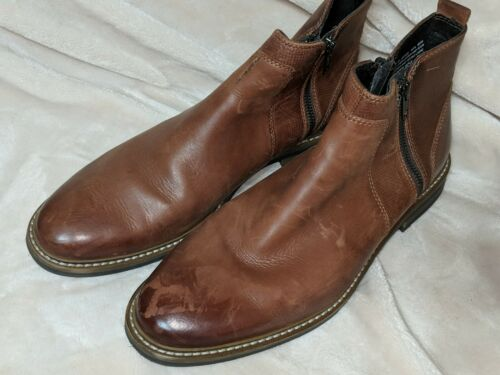 Alfani Jaycee Size 11 Leather Mens