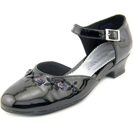 Christie & Jill Cj Isla Black Girls Shoes
