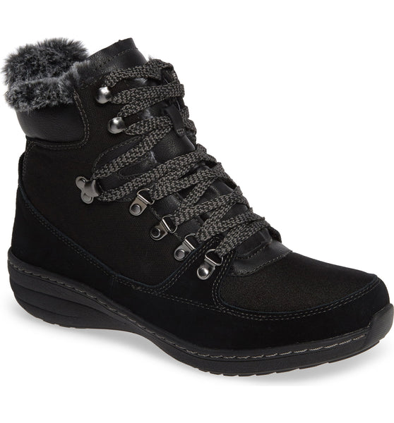 Kelsey Faux Fur Lined Hiker Boot AETREX