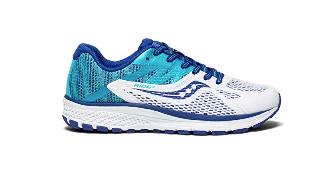 Saucony Girls Ride 10 Sneakers