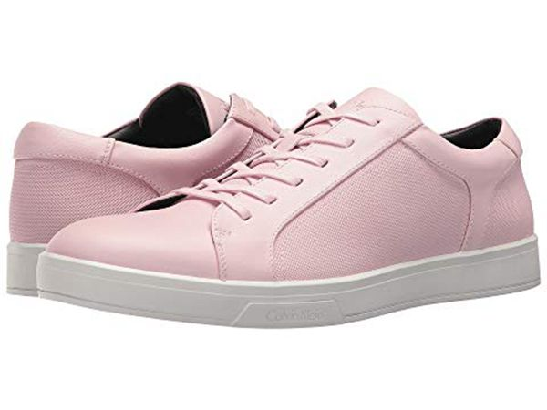 Calvin Klein Bowyer Brushed Smooth Pink