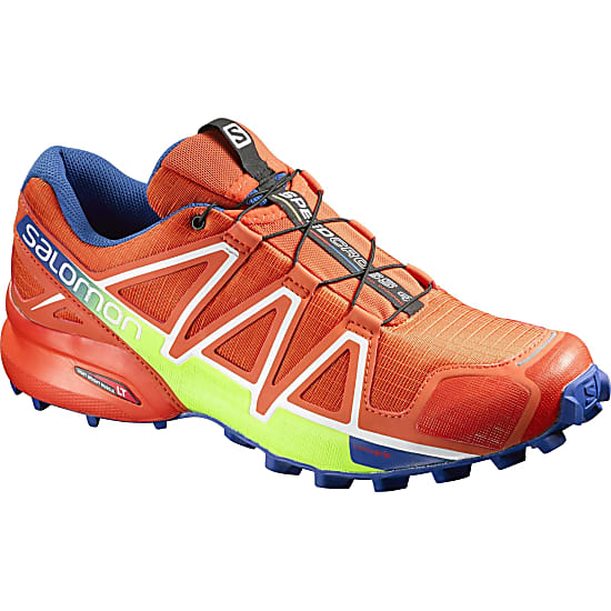 SpeedCross 4 Salmon mens Trail Shoes