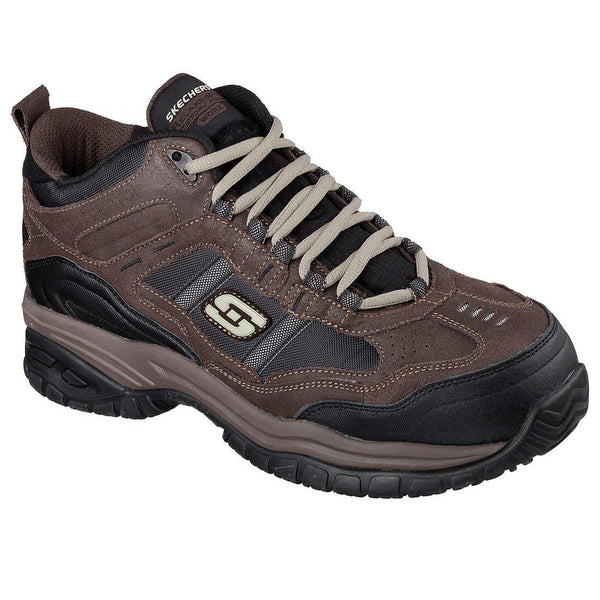 Skechers Work Relaxed Fit: Soft Stride - Canopy Comp Toe  Skechers  kick-it-shoe-outlet.myshopify.com Kick-it Shoe Outlet Shoes Cheap
