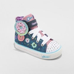 S Sport by Skechers Toddler Girls' High top Sneakers