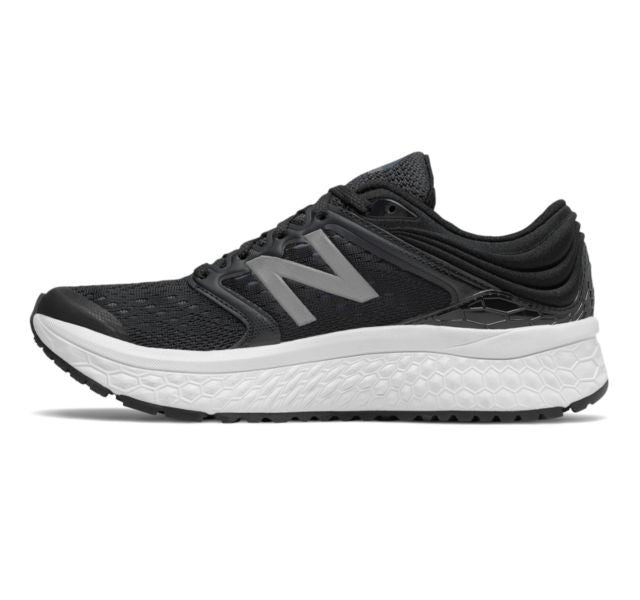 New Balance Fresh Foam 1080 Black/Silver-White
