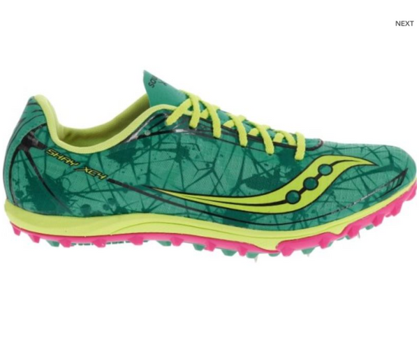 Saucony Shay XC4 Track and Field Shoes