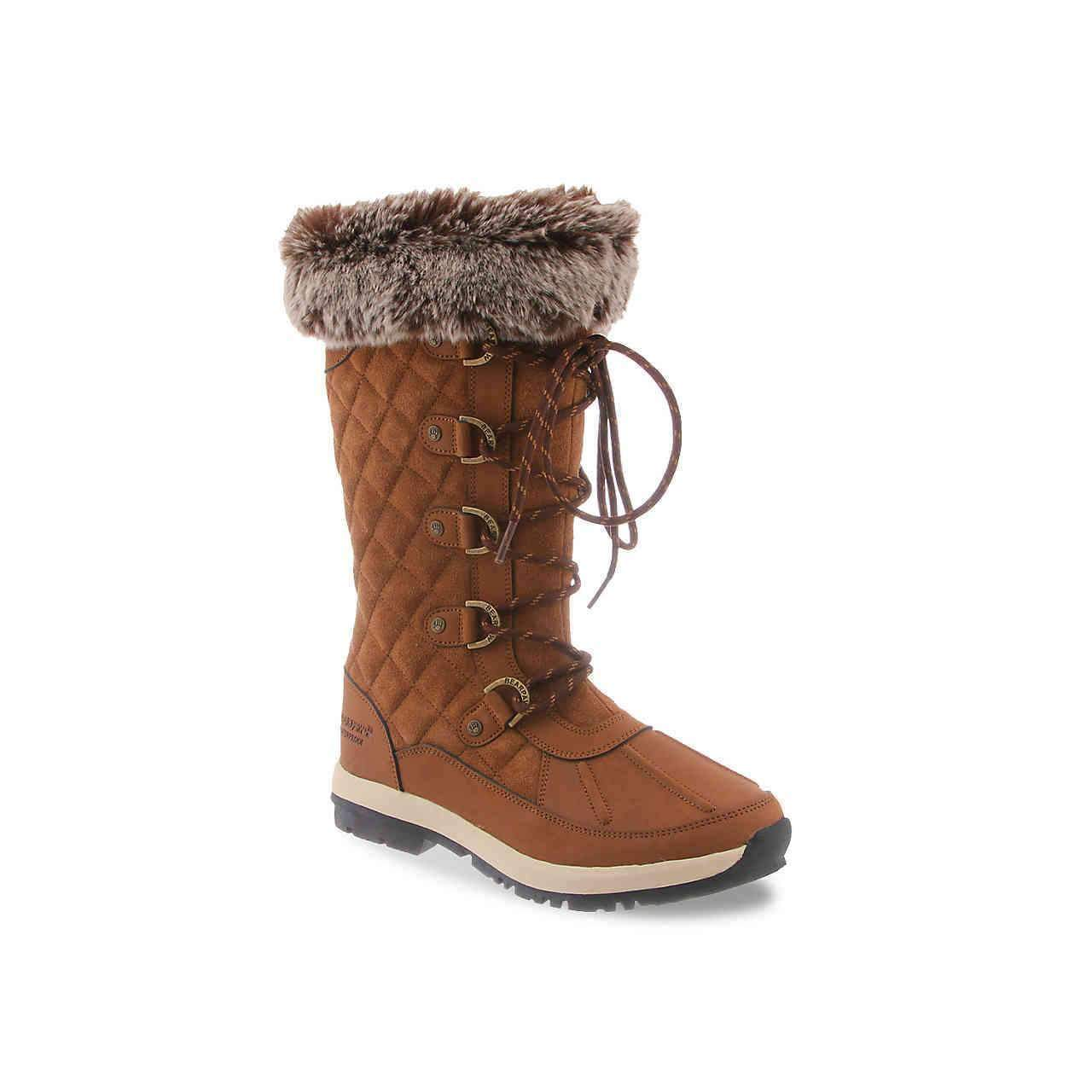 BEARPAW Gwyneth Fashion Boot 9 / Hickory Bearpaw  kick-it-shoe-outlet.myshopify.com Kick-it Shoe Outlet Shoes Cheap