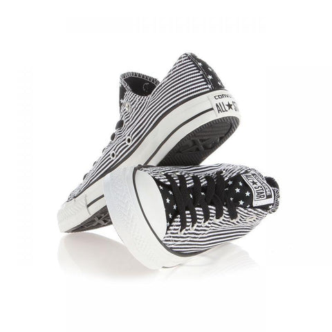 CONVERSE 144830F - Chuck Taylor All Star Low Black/White