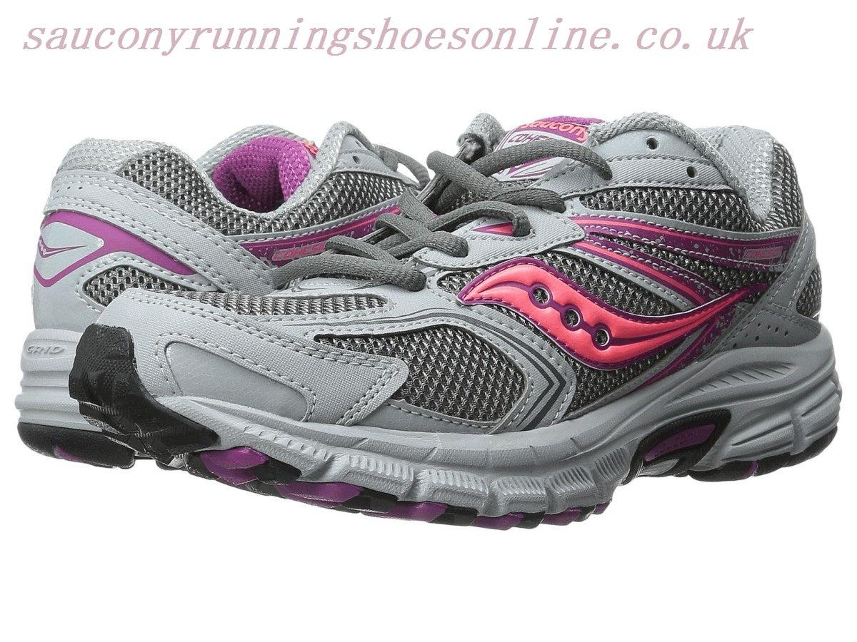 Saucony Womens cohesion TR9 Trail shoe