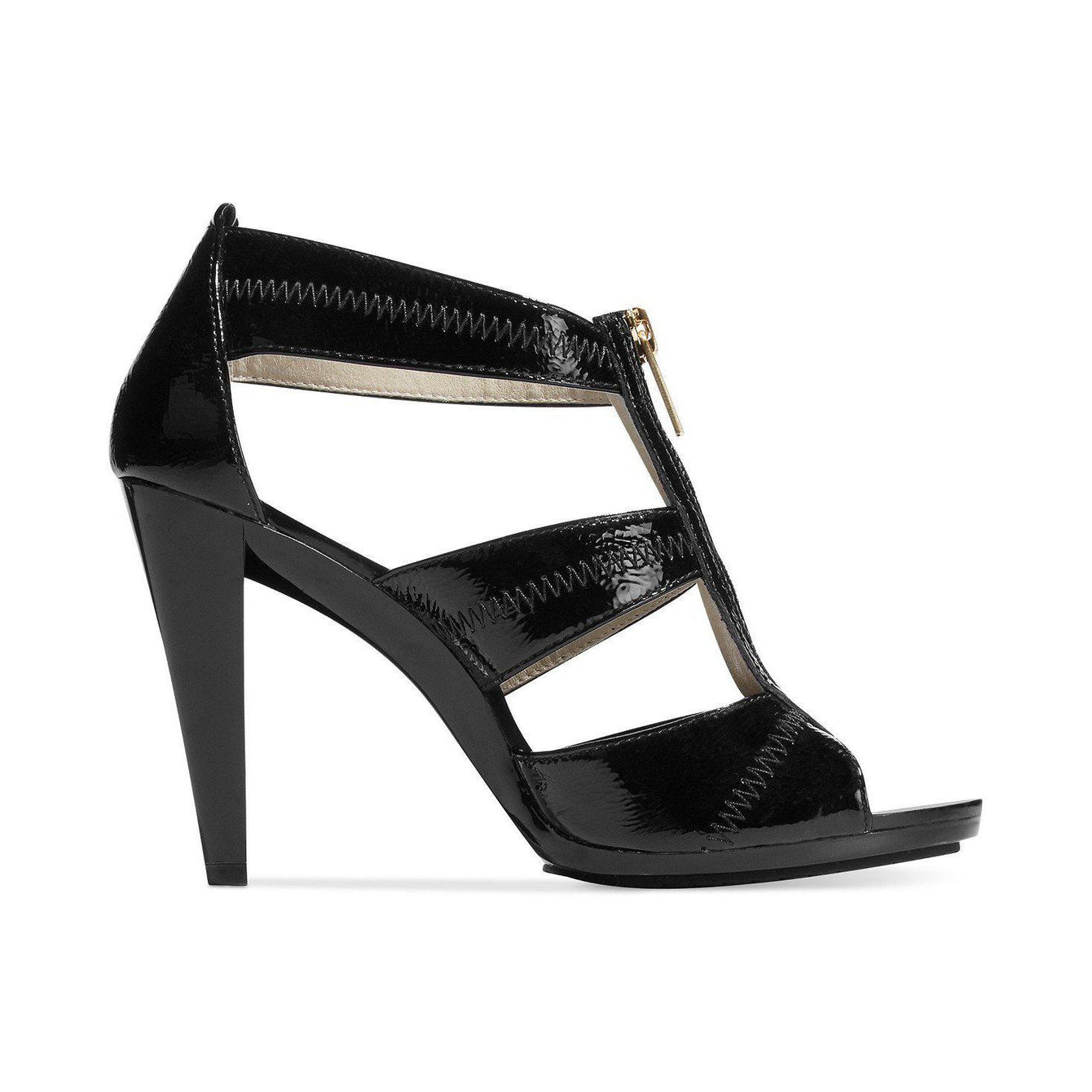 MICHAEL Michael Kors Berkley T-Strap Dress Sandals  Michael Kors  kick-it-shoe-outlet.myshopify.com Kick-it Shoe Outlet Shoes Cheap