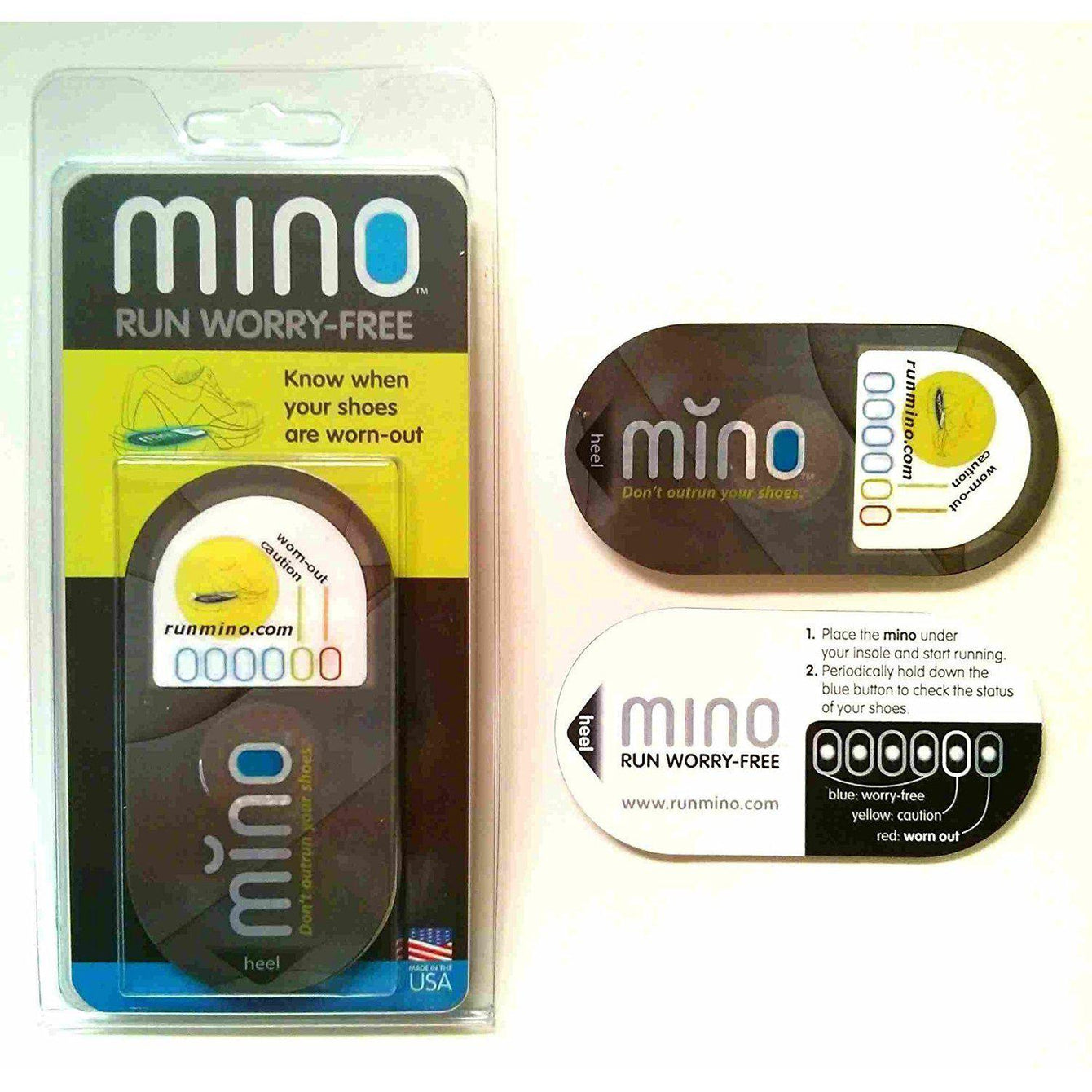 mino Shoe Life Tracker, One Size  mino  kick-it-shoe-outlet.myshopify.com Kick-it Shoe Outlet Shoes Cheap